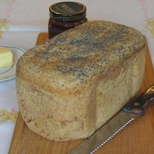 Chleb na zakwasie z automatu