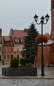 Sandomierz - fragment rynku