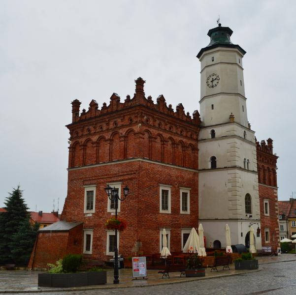 Podróże małe i duże – Sandomierz