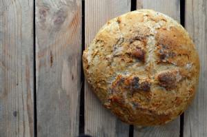 Pięknie wypieczony chleb
