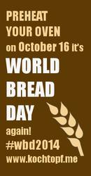 9 Światowy Dzień Chleba 2014