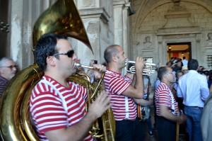 Jazz w świątyni
