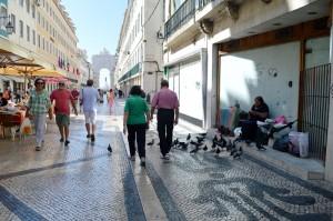 Lizbona, Rua Augusta